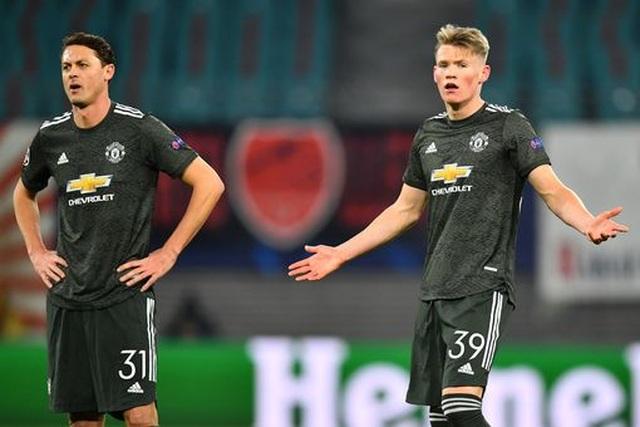 RB Leipzig 3-2 Man Utd: Trái đắng cho Quỷ đỏ - 2