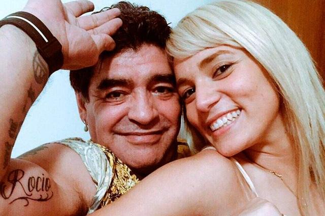 Bạn gái cũ của Maradona bất ngờ nhảy vào tranh tài sản - 2