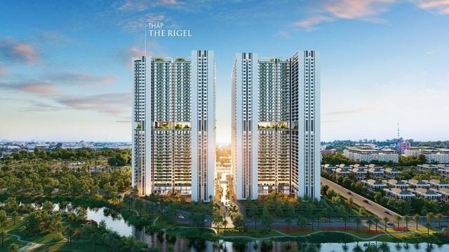 Ra mắt tòa tháp sở hữu không gian sống như resort tại Astral City - 1