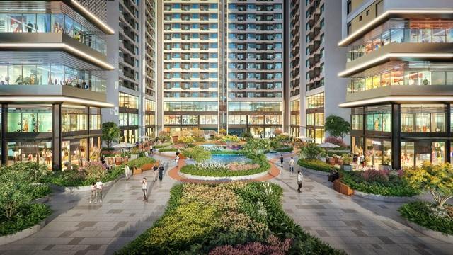 Ra mắt tòa tháp sở hữu không gian sống như resort tại Astral City - 2