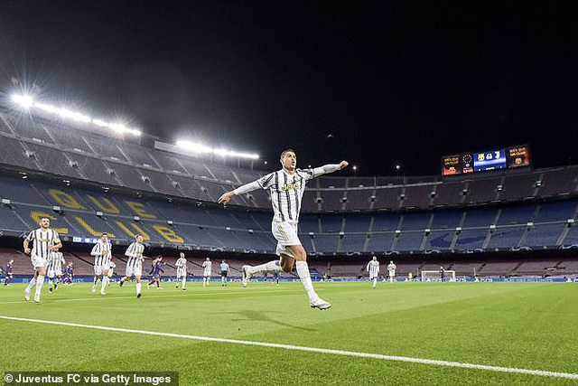 Barcelona 0-3 Juventus: Cú đúp của C.Ronaldo - 3