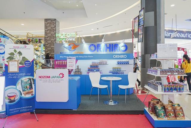 ORIHIRO chính hãng lên kệ hệ thống AEON Mall toàn quốc - 3