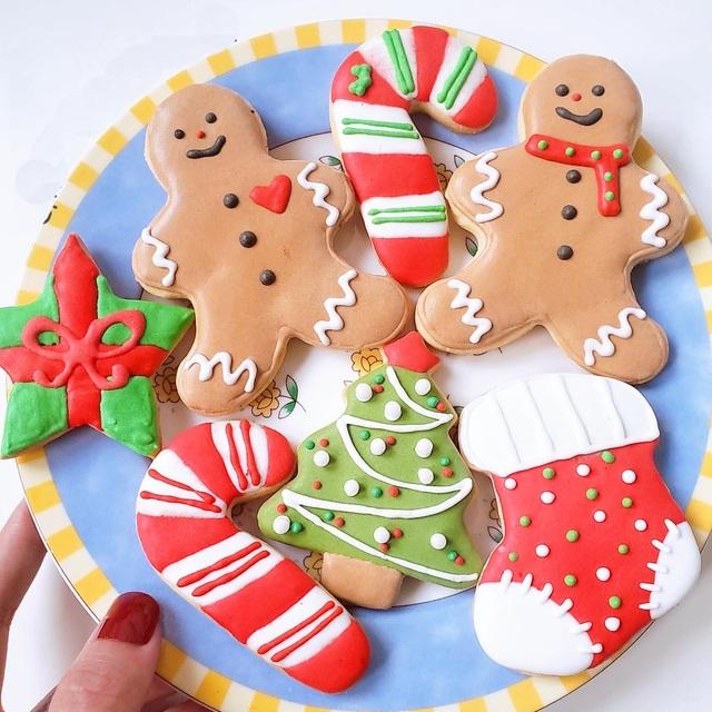 Bán cả nghìn chiếc mỗi vụ Noel, tiệm bánh hốt bạc nhờ ý tưởng độc lạ - 4