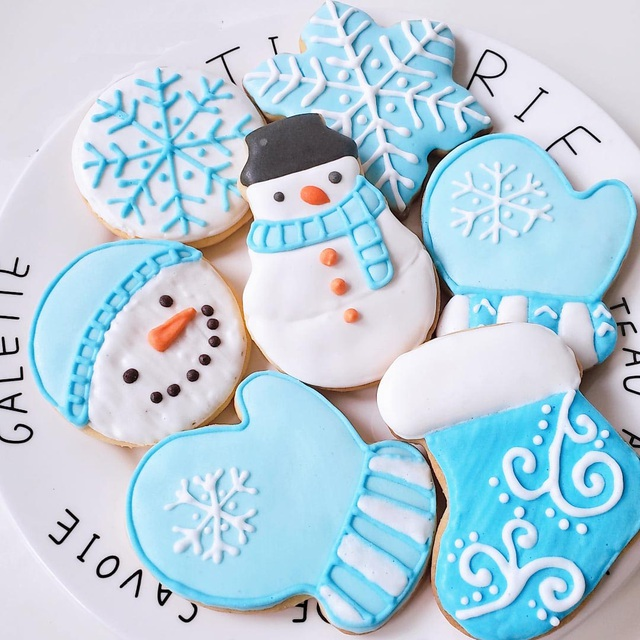 Bán cả nghìn chiếc mỗi vụ Noel, tiệm bánh hốt bạc nhờ ý tưởng độc lạ - 2