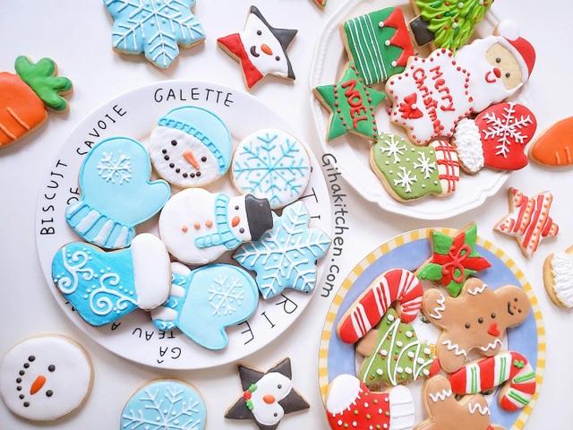 Bán cả nghìn chiếc mỗi vụ Noel, tiệm bánh hốt bạc nhờ ý tưởng độc lạ - 3