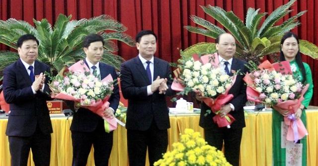 Thái Bình có tân Phó Chủ tịch HĐND và 2 tân Phó Chủ tịch UBND tỉnh - 1