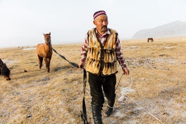Cuộc sống du mục của những người thợ săn đại bàng - 2