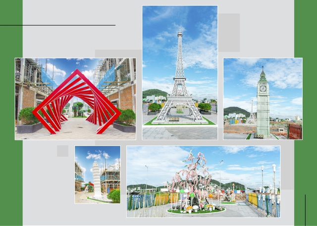 Sắp cất nóc nhà phố Ha Tien Centroria, khu đô thị mới có thêm chuỗi thương mại sầm uất - 3