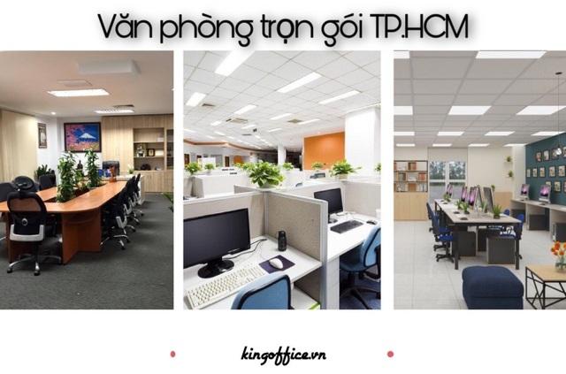 Trải nghiệm dịch vụ văn phòng trọn gói chuyên nghiệp tại KING OFFICE - 1