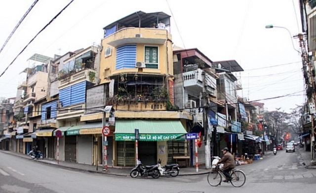 Giá nhà trung tâm Hà Nội tăng 33 lần, trong khi giá vàng chỉ tăng 8 lần - 1