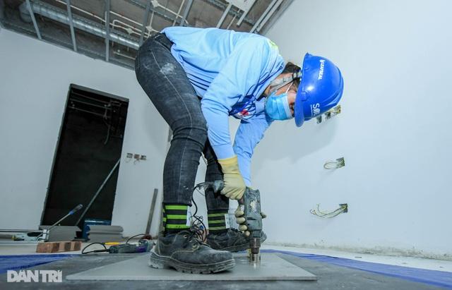 Ấn tượng cuộc thi làm thật, thi thật dành cho thợ giỏi ngành xây dựng - 5