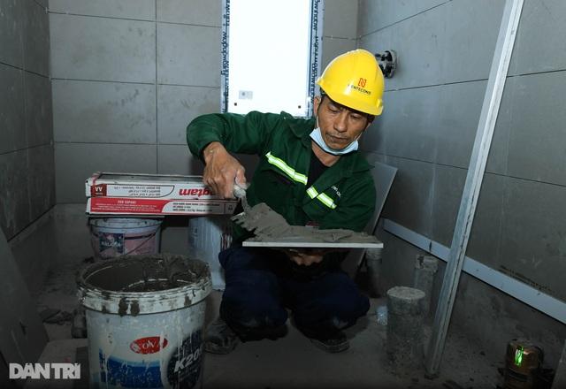 Ấn tượng cuộc thi làm thật, thi thật dành cho thợ giỏi ngành xây dựng - 3