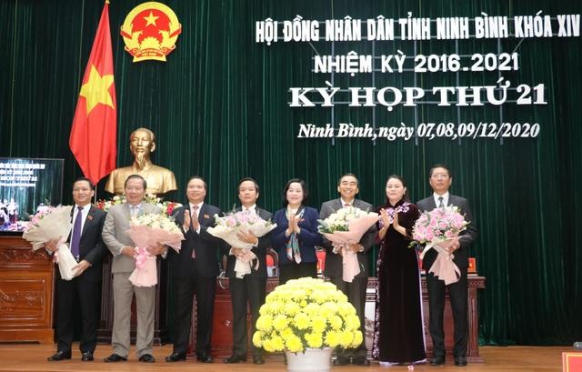 Ninh Bình có tân Chủ tịch tỉnh 47 tuổi - 3
