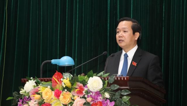 Ninh Bình có tân Chủ tịch tỉnh 47 tuổi - 2
