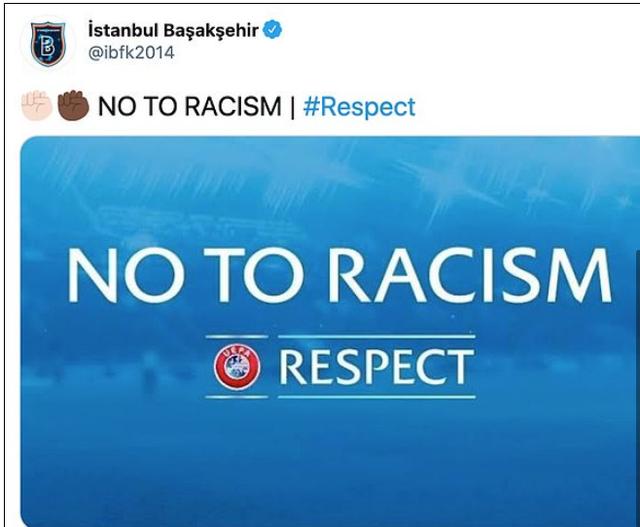 Vì sao trận PSG với Basaksehir bị hủy bỏ sau 16 phút thi đấu? - 5