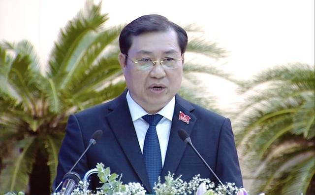 Chủ tịch Đà Nẵng chia sẻ tâm tư đến những người kế nhiệm ghế nóng - 1