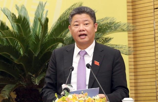 Giới thiệu bầu 3 Giám đốc Sở, 2 Bí thư quận làm Phó Chủ tịch UBND Hà Nội - 2
