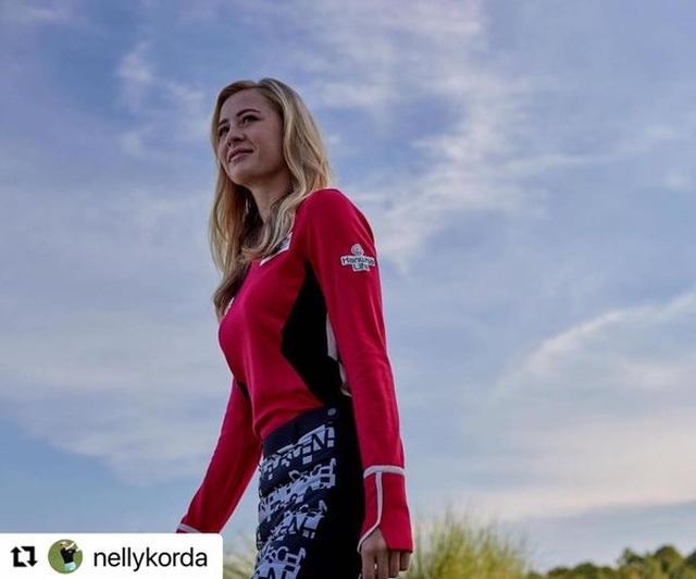Vẻ đẹp mê hồn của nữ golf thủ ở giải US Womens Open - 7