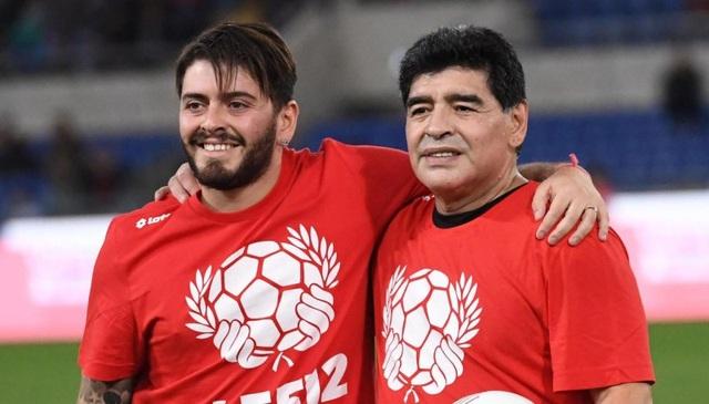Con trai Maradona: Tôi thà chết đói, chứ không tranh giành quyền thừa kế - 1
