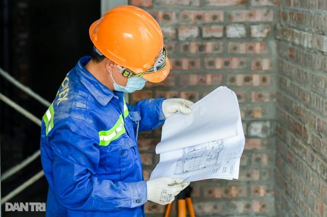 Ấn tượng cuộc thi làm thật, thi thật dành cho thợ giỏi ngành xây dựng - 2