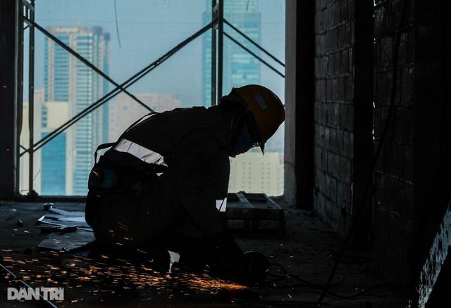 Ấn tượng cuộc thi làm thật, thi thật dành cho thợ giỏi ngành xây dựng - 6
