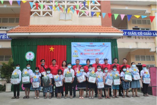 Chung tay đưa nước sạch về với cộng đồng dân cư Đồng bằng sông Cửu Long - 3