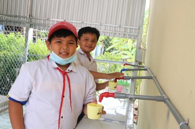 Chung tay đưa nước sạch về với cộng đồng dân cư Đồng bằng sông Cửu Long - 5