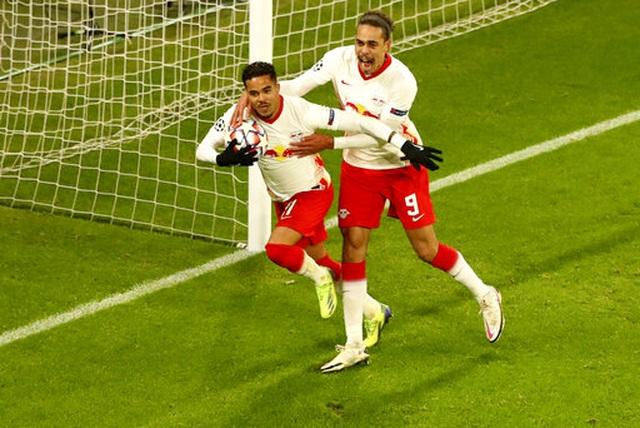 Những khoảnh khắc cuối cùng của Man Utd ở Champions League 2020/21 - 9