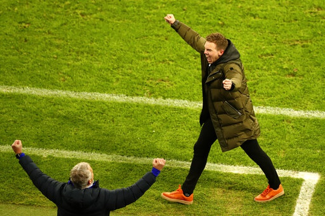 Những khoảnh khắc cuối cùng của Man Utd ở Champions League 2020/21 - 11