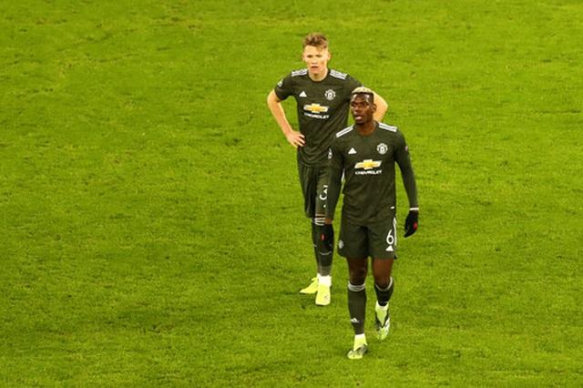Những khoảnh khắc cuối cùng của Man Utd ở Champions League 2020/21 - 16