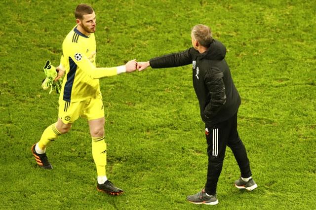 Những khoảnh khắc cuối cùng của Man Utd ở Champions League 2020/21 - 17