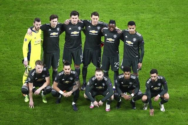 Những khoảnh khắc cuối cùng của Man Utd ở Champions League 2020/21 - 2