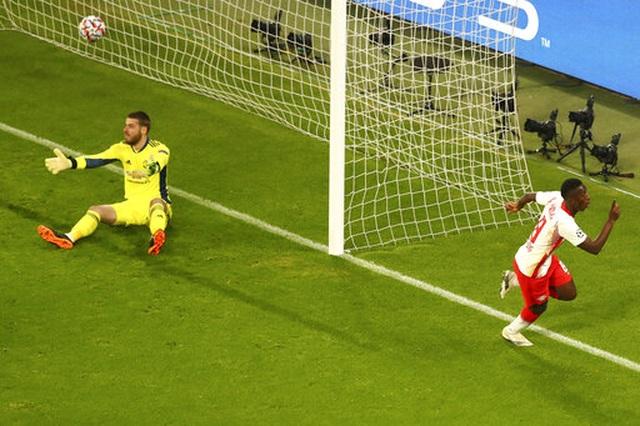 Những khoảnh khắc cuối cùng của Man Utd ở Champions League 2020/21 - 4