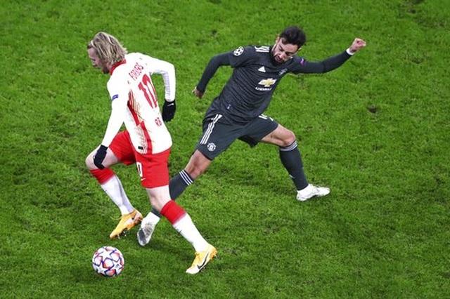 Những khoảnh khắc cuối cùng của Man Utd ở Champions League 2020/21 - 6