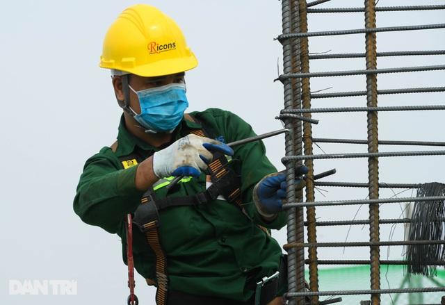 Ấn tượng cuộc thi làm thật, thi thật dành cho thợ giỏi ngành xây dựng - 8