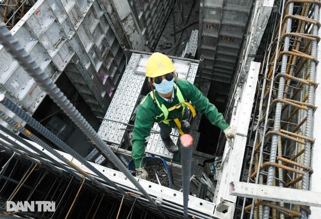 Ấn tượng cuộc thi làm thật, thi thật dành cho thợ giỏi ngành xây dựng - 10