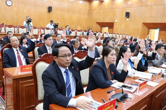 Thái Nguyên có tân Chủ tịch tỉnh 43 tuổi - 4