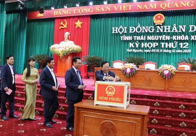 Thái Nguyên có tân Chủ tịch tỉnh 43 tuổi - 1