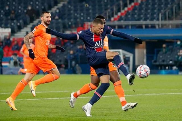 Neymar lập kỷ lục ở Champions League, Mbappe vượt mặt Messi - 2