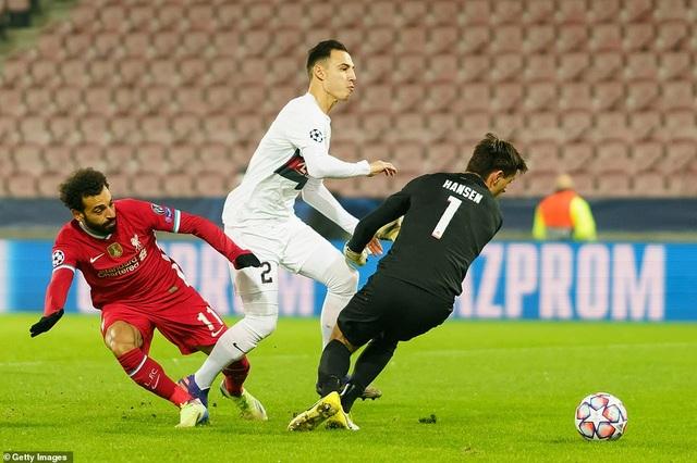 Ghi bàn sau 55 giây, Mohamed Salah phá hai kỷ lục của Liverpool - 1