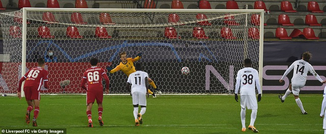 Ghi bàn sau 55 giây, Mohamed Salah phá hai kỷ lục của Liverpool - 2