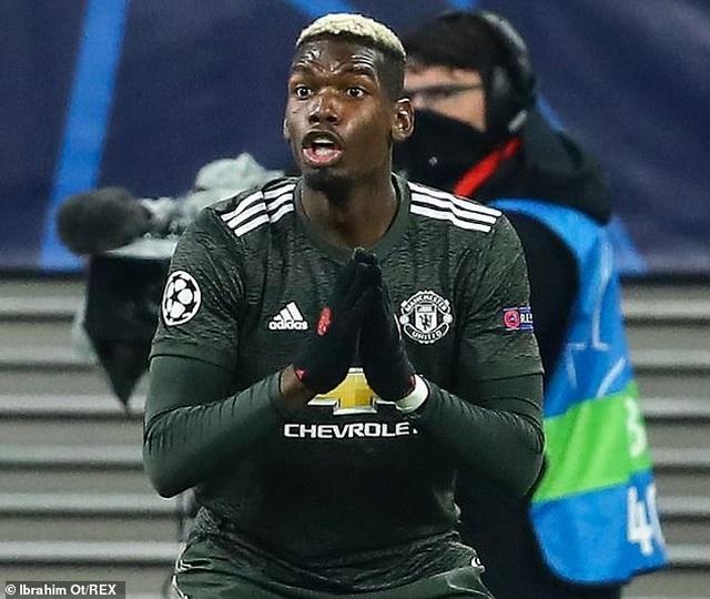 Paul Pogba gây sức ép đòi rời khỏi Man Utd ngay lập tức - 1