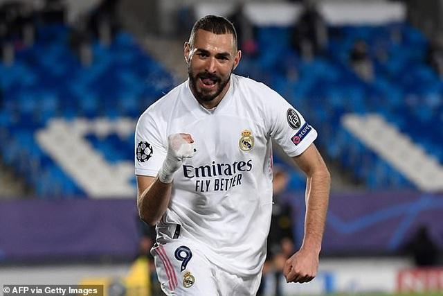 Đánh bại Moenchengladbach, Real Madrid giành ngôi đầu bảng - 3