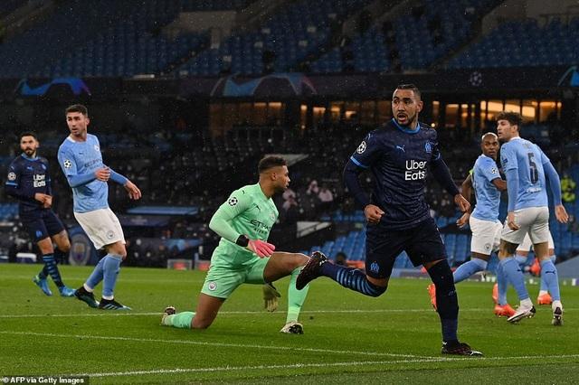 Man City giành số điểm cao nhất vòng bảng Champions League - 3