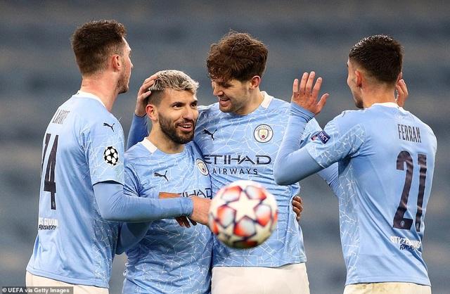 Man City giành số điểm cao nhất vòng bảng Champions League - 1