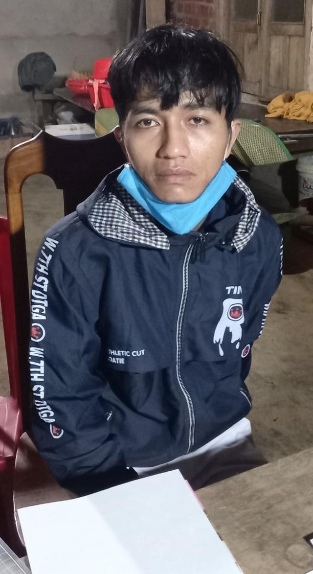 Trộm 9 củ sâm Ngọc Linh, bị bắt khi đang trốn truy nã - 1