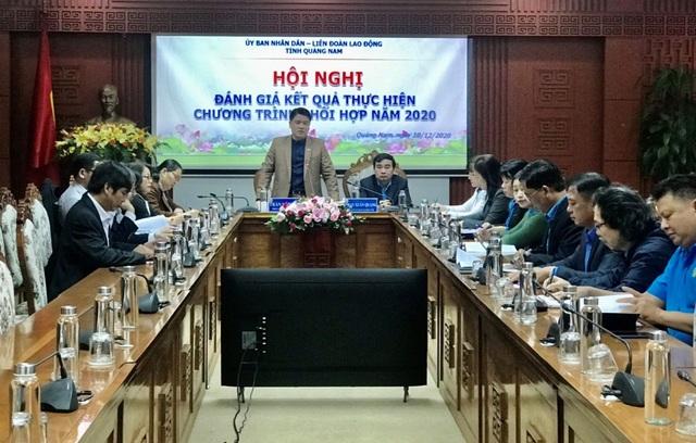 Quảng Nam: Năm 2020, hỗ trợ xây dựng 31 ngôi nhà cho người lao động - 1