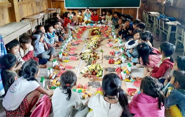 Viện trợ hơn 566.000 USD nhằm cải thiện an sinh bền vững cho trẻ miền núi - 1