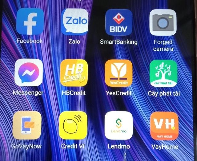 Quái chiêu hút máu của các app cho vay tiền cắt cổ con nợ - 2