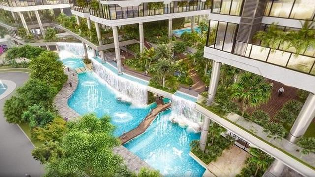 Vườn thẳng đứng: Xu hướng thiết kế xanh của tương lai - 1